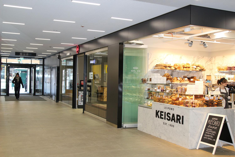 Scanmikael_Flyttbar_glasvägg_Drumsö_metrostation_Helsingfors